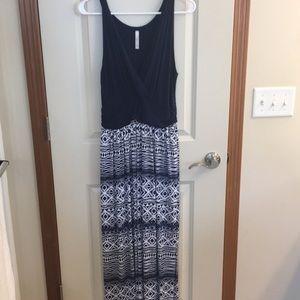Stitch Fix Gilli Shay Knit Maxi Dress sz L